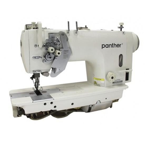 Panther Direct Drive Elektronik İptalli Çift İğne Büyük Mekik