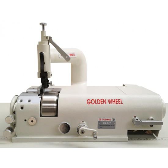 Golden Wheel Deri Tıraş Makinası