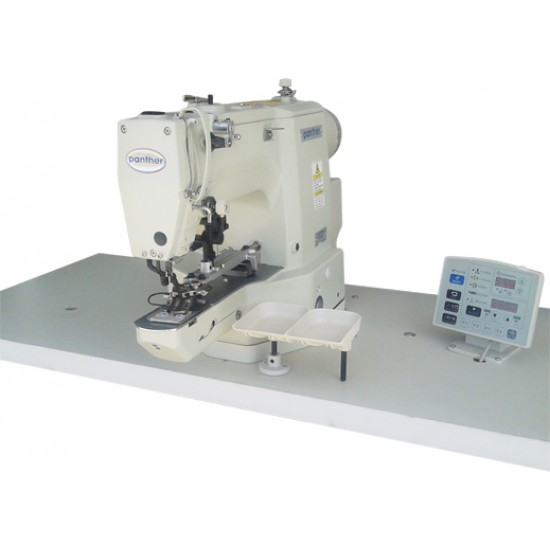 Panther Direct Drive Elektronik Düğme Makinesi