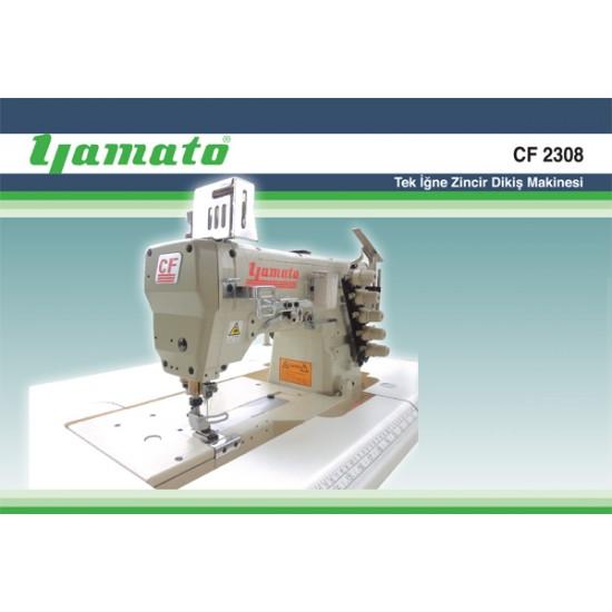 Yamato Tek İğne Zincir Dikiş Makinesi